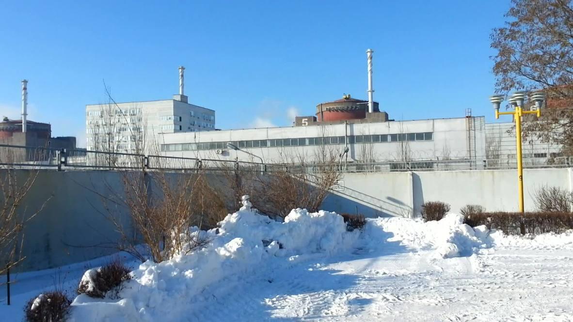 Ukraine: Radiation leak feared at Ukraine's largest nuclear plant