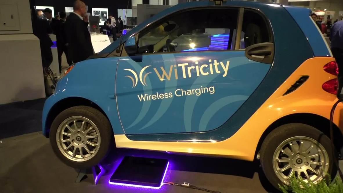 USA: See next-gen WIRELESS charging technology