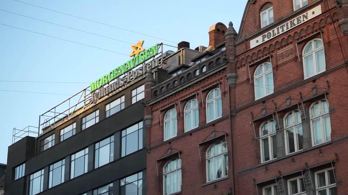 Denmark: Jyllands-Posten on high alert after Charlie Hebdo attack