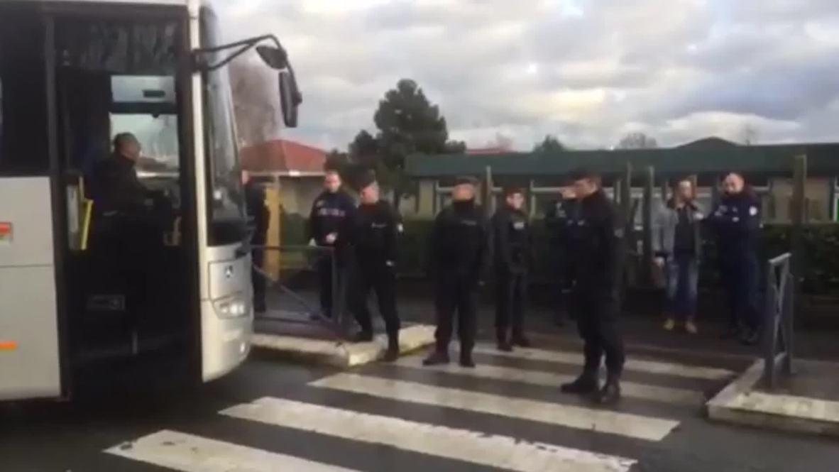 France: Schools evacuated close to Dammartin-en-Goele siege