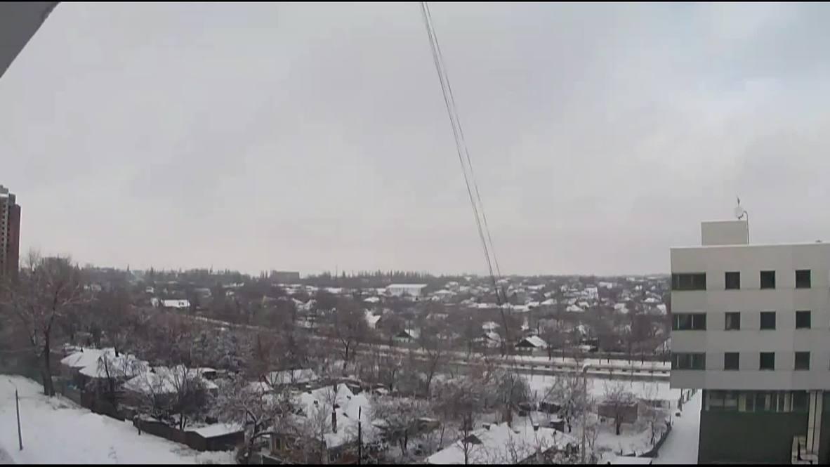 Ukraine: Donetsk airport under renewed bombardment