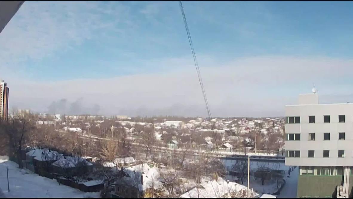 Ukraine: 'Leave Donetsk airport or die' Kiev troops get ultimatum from DNR