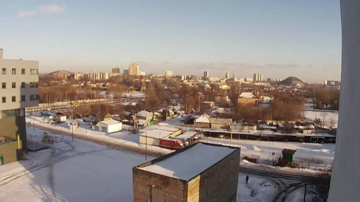 Ukraine: Shelling BOOMS over Donetsk as fighting intensifies