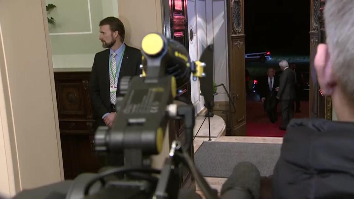 Germany: Lavrov joins 'Normandy format' talks in Berlin