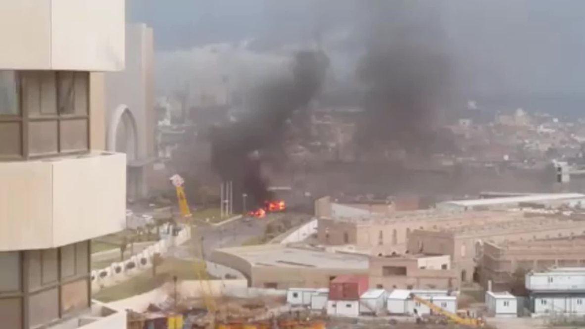 Libya: Islamic State attack luxury Tripoli Hotel, at least 3 dead