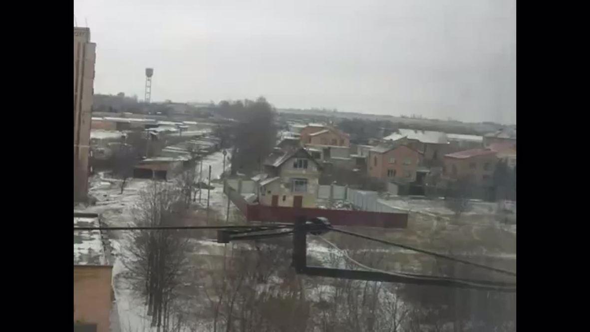 Ukraine: Rockets rain down on Kramatorsk