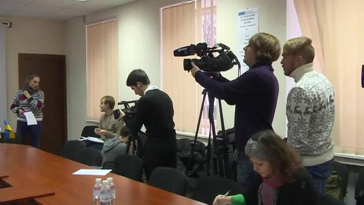 Ukraine: 'OSCE monitors denied access to Debaltsevo' - mission chief Apakan