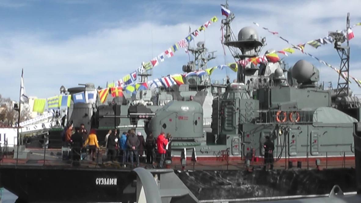 Russia: Crimea and Sevastopol celebrate reunification with Fatherland