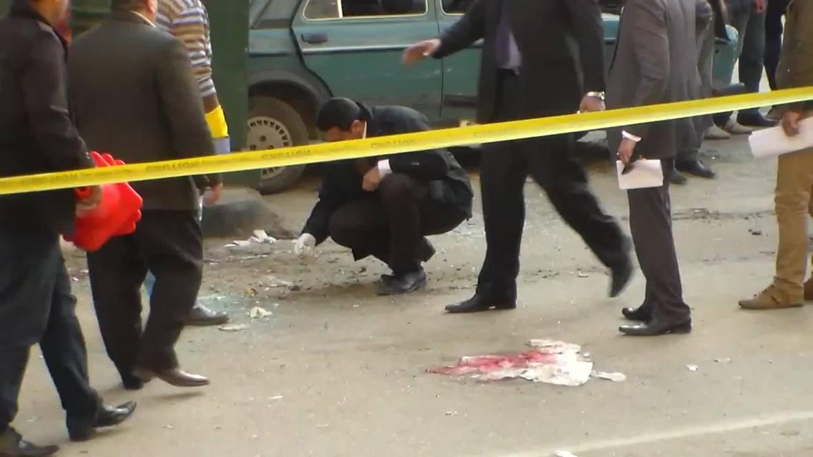 Egypt: One killed in bomb blast near Egypt Supreme Court
