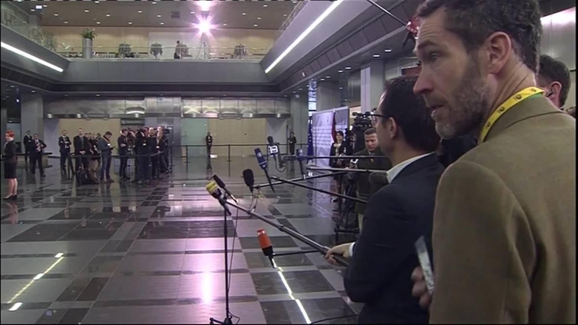 Latvia: Mogherini emphasises 'political solution' for Ukraine ahead of FM meeting