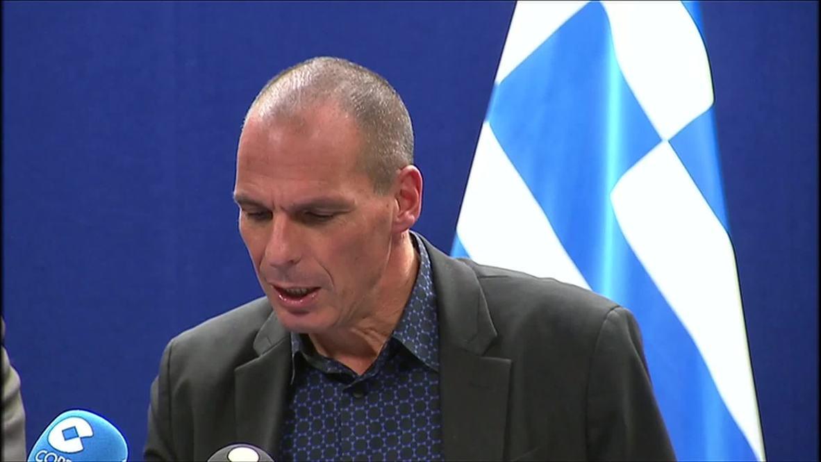 Belgium: Varoufakis rails at 'journalistic depravity' over Grexit rumours