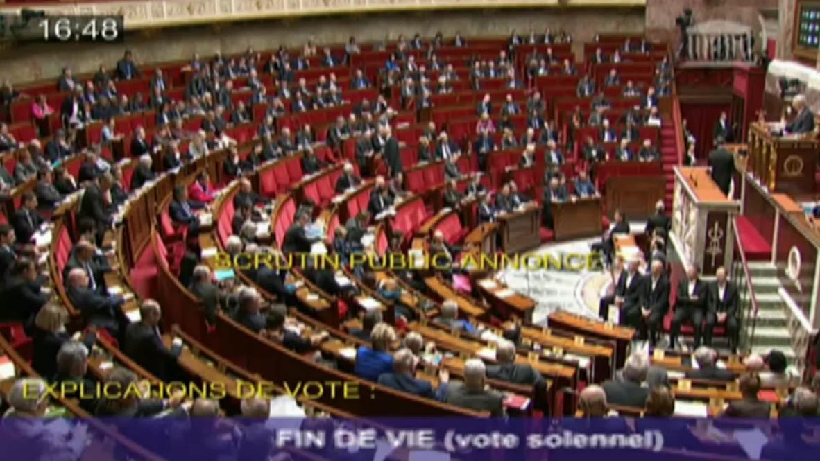 France: Assembly votes for 'deep sedation' until death