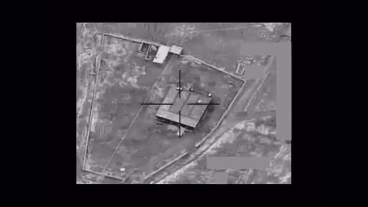 Syria: Air strikes pound IS positions near Al Hasakah