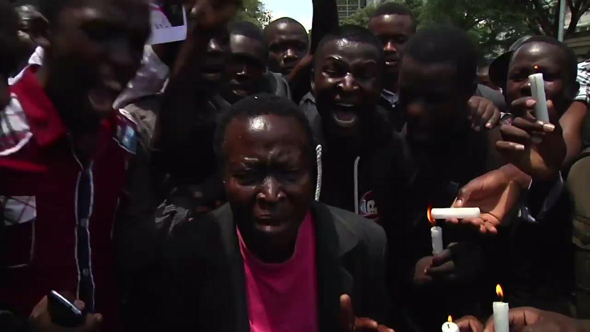 Kenya: Students march in honour of university massacre victims