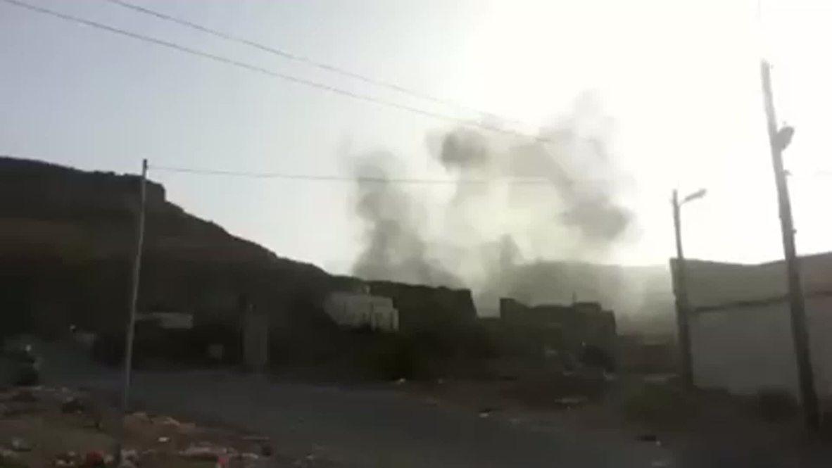 Yemen: Heavy bombing in Attan as women flee for safety