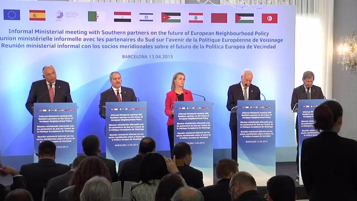 Spain: Mogherini calls for closer ties between EU and N. Africa