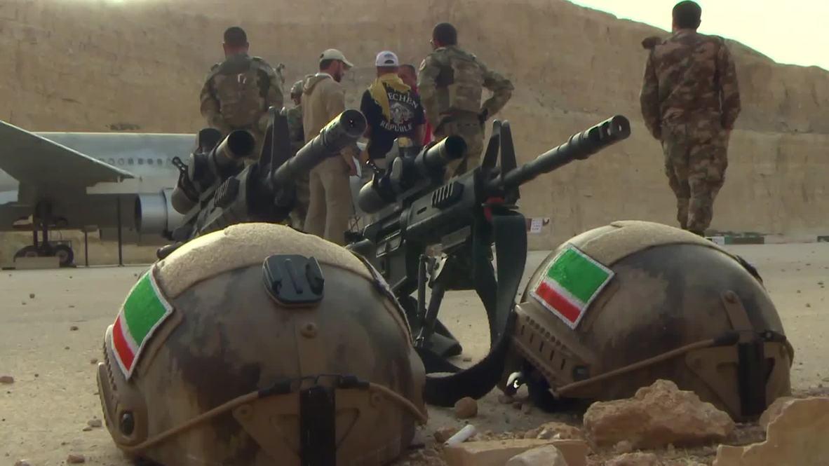 Jordan: See Elite anti-terror squads compete in 7th Annual Warrior Competition