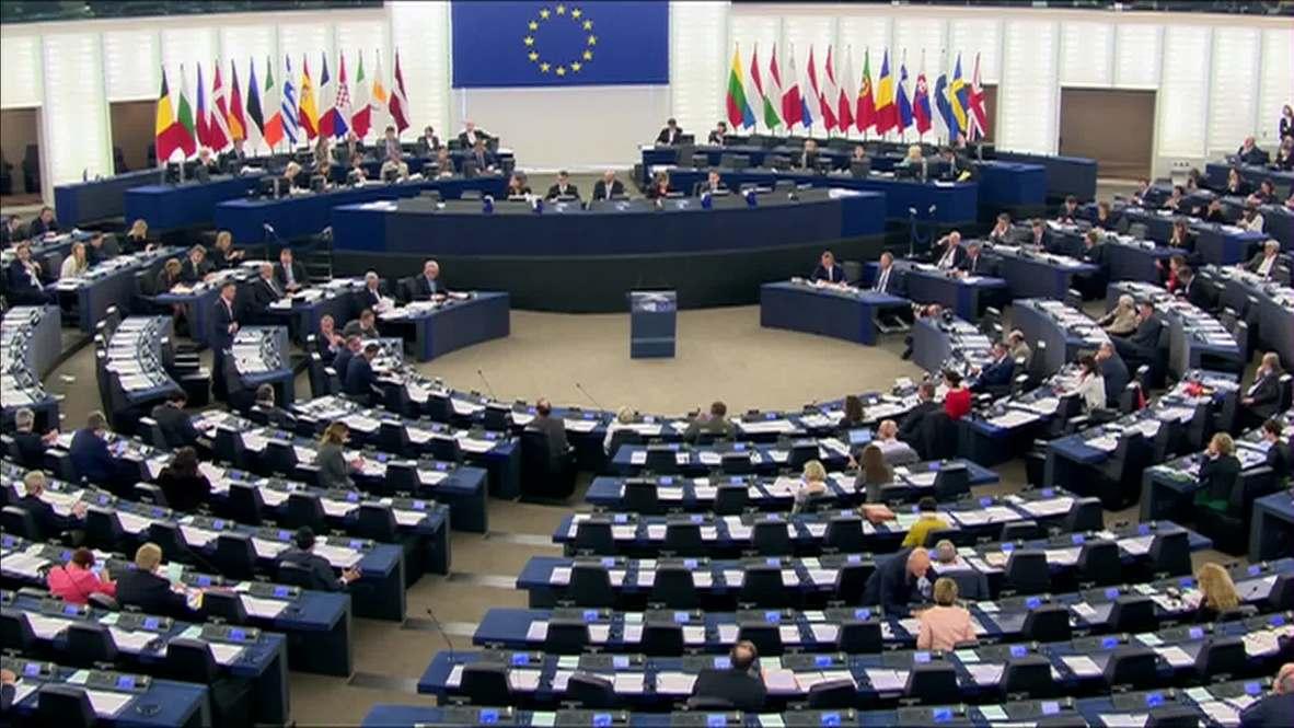 "Belgium: ""Civilisation"" under ""direct threat"" from migrants - Nigel Farage"