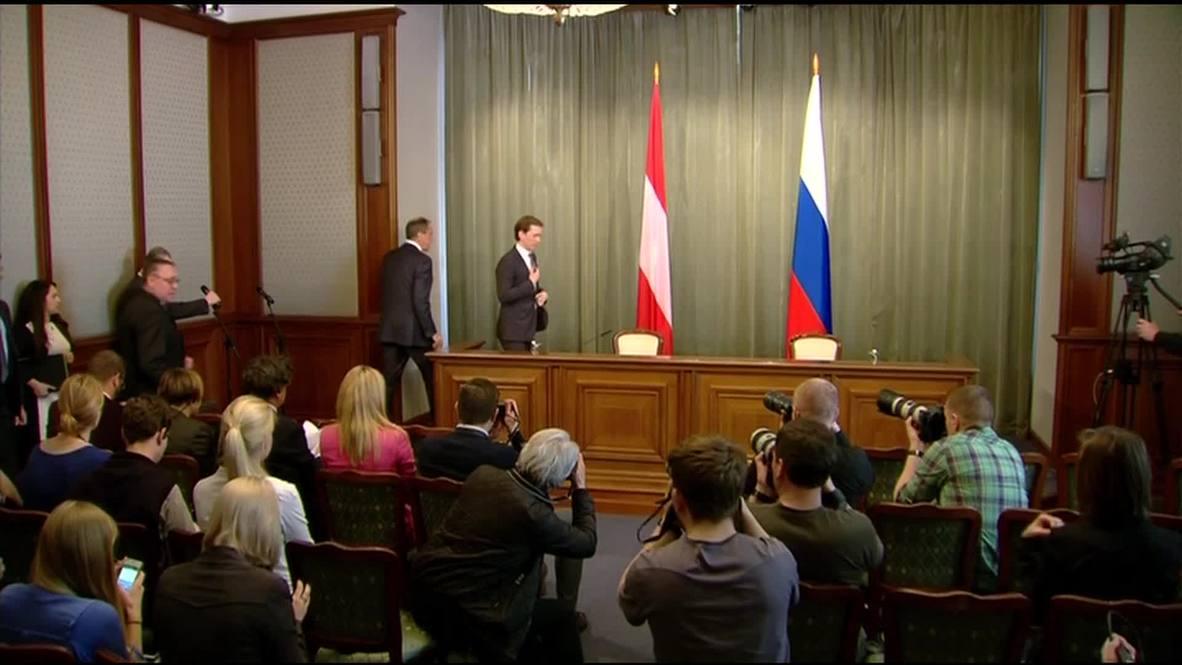 Russia: EU failing to seduce Russia with sanctions - Lavrov