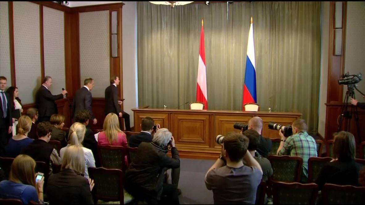"Russia: Some EU states are helping Kiev ""sabotage"" Ukraine peace process - Lavrov"