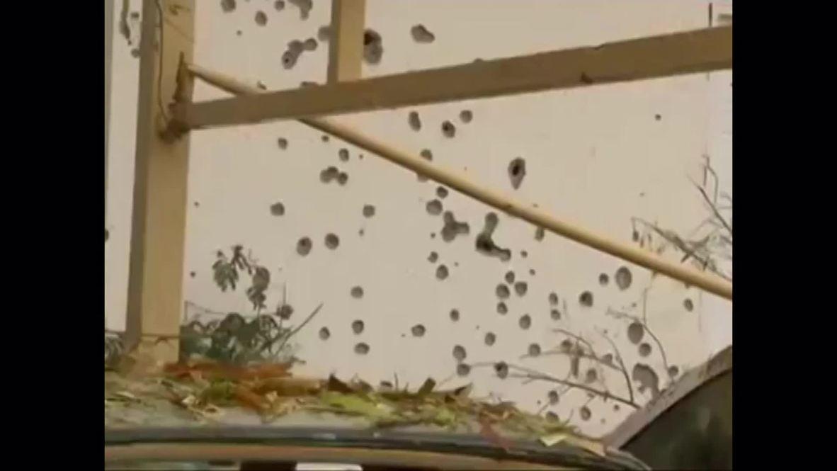 Saudi Arabia: See Najran destruction after Houthi attack