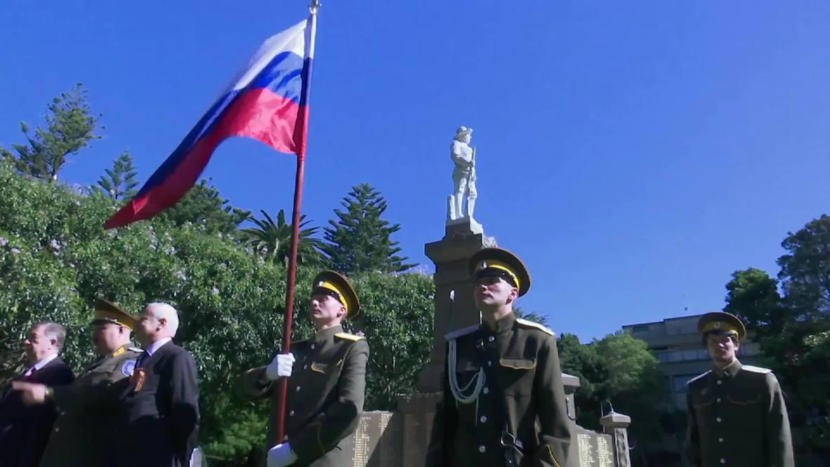 Australia: Russian community celebrate Victory Day 2015 in Sydney