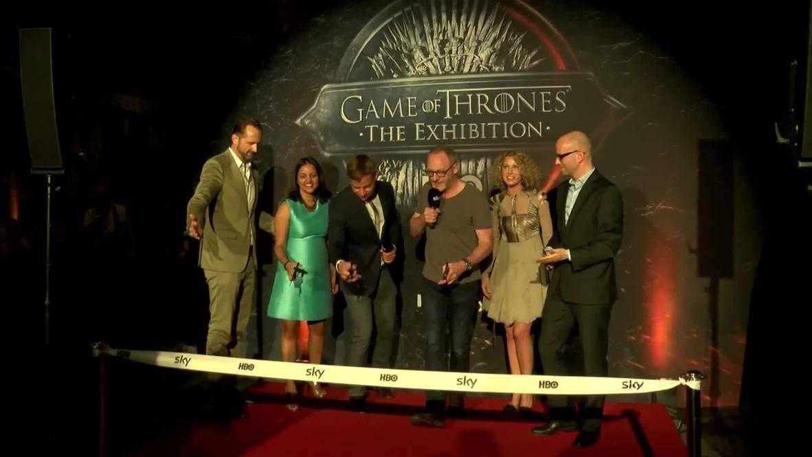 Germany: Game of Thrones exhibit opens its doors in Berlin