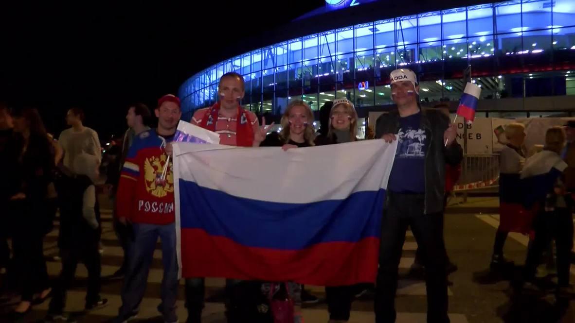 Czech Republic: Russia slams U.S 4-0, will face Canada in ice hockey final
