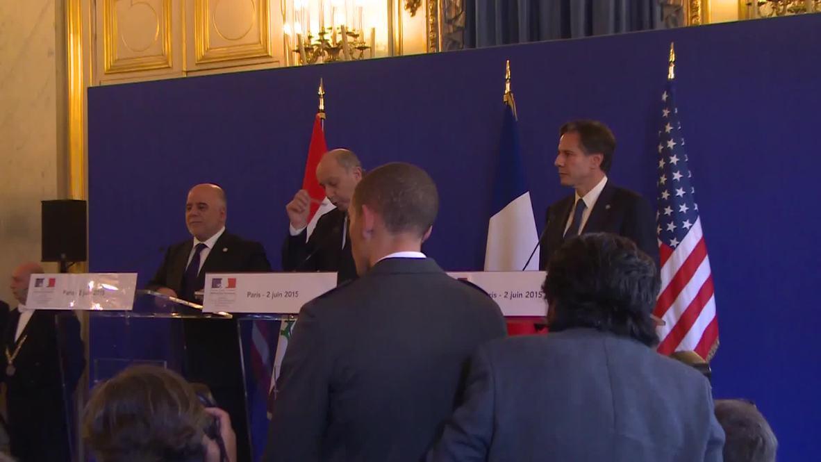 France: US sending 2,000 anti-tank rockets to Iraq, confirms US Deputy SoS Blinken