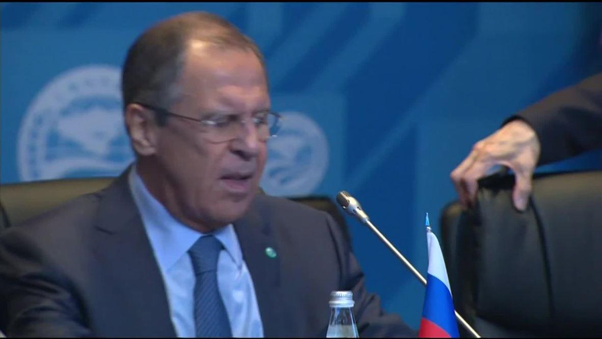 Russia: SCO's strategic development a key topic at upcoming Ufa summit - Lavrov