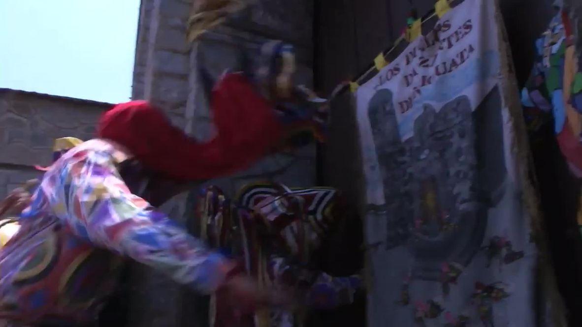 Venezuela: Dancing devils fill Naiguata in age-old festival of 'Good Vs Evil'