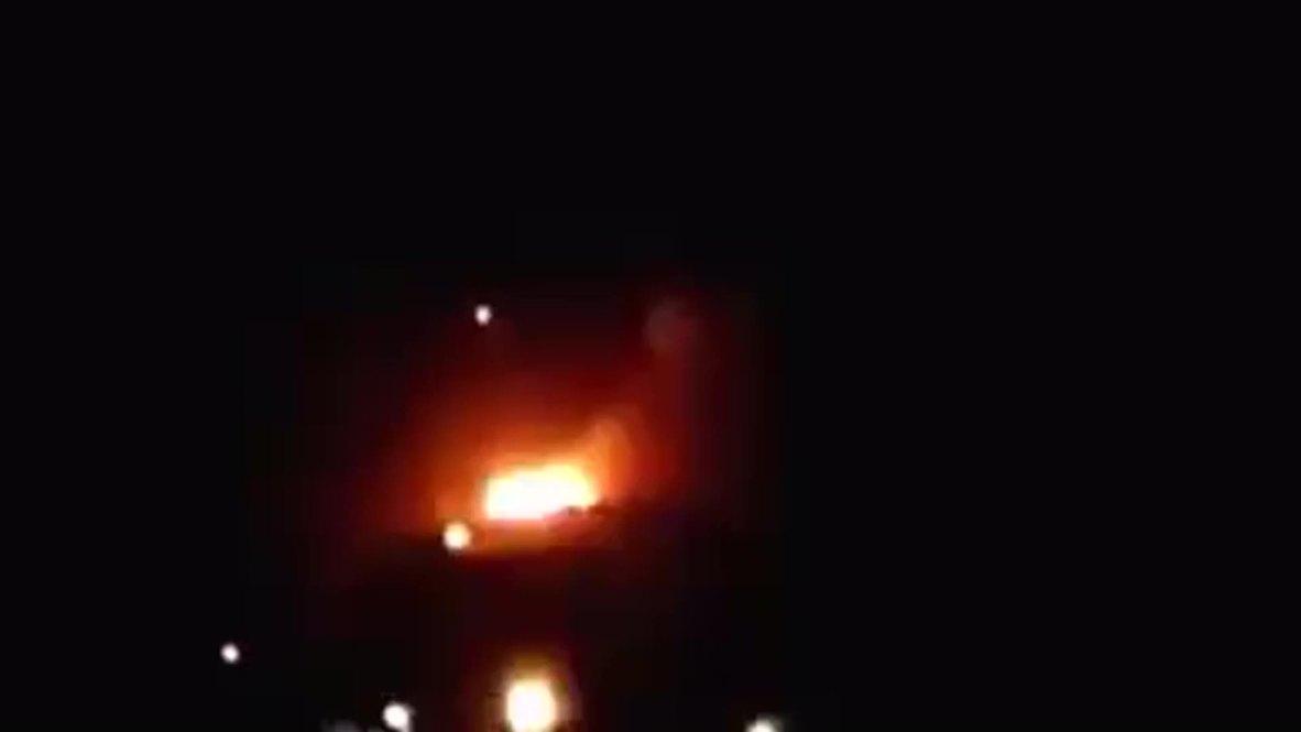 Yemen: Saudi-led airstrike hits Armed Forces HQ, 14 reported killed
