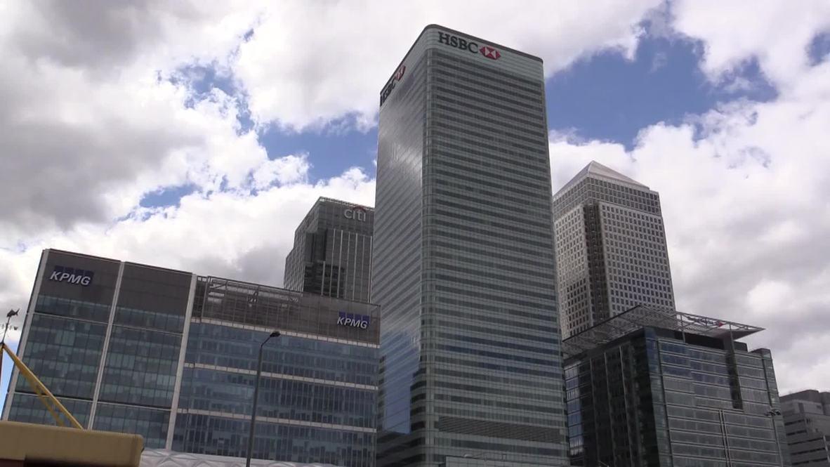 UK: HSBC to axe up to 50,000 jobs worldwide