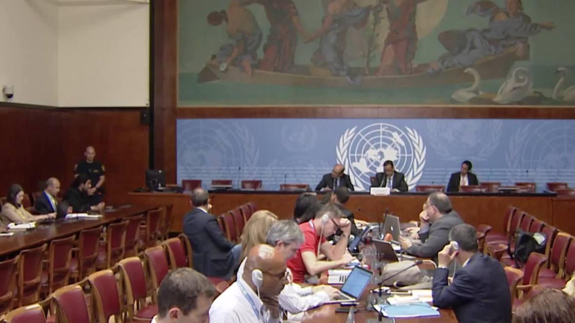 Switzerland: UN still hopeful for Yemen ceasefire despite collapse of Geneva talks