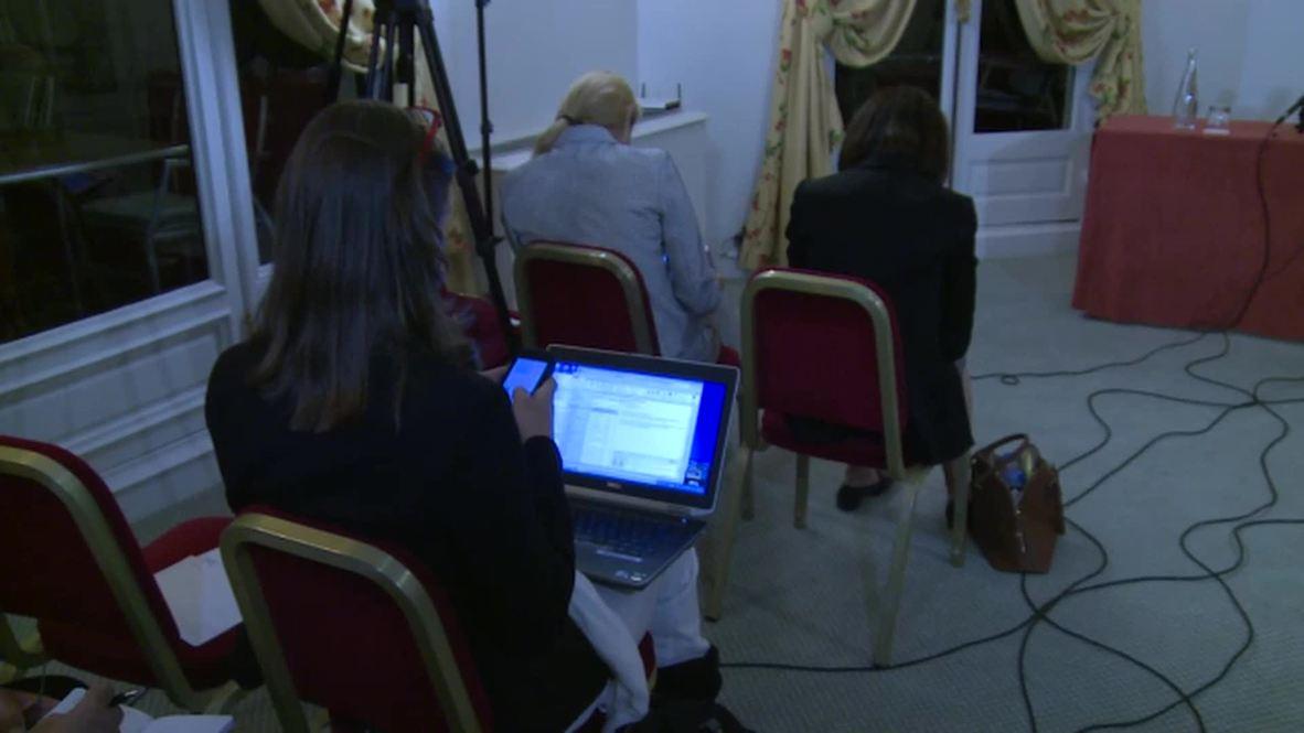 "France: ""Efforts to focus on preventing military scenario in Ukraine""- Lavrov"