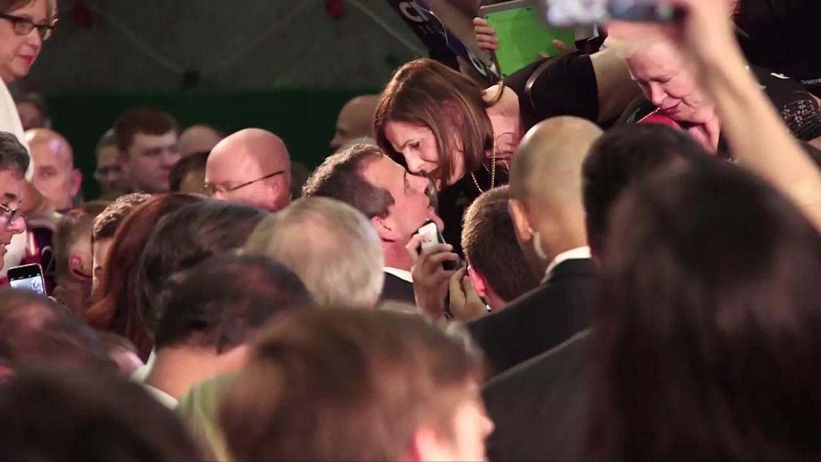 USA: Republican Chris Christie enters 2016 US presidential race