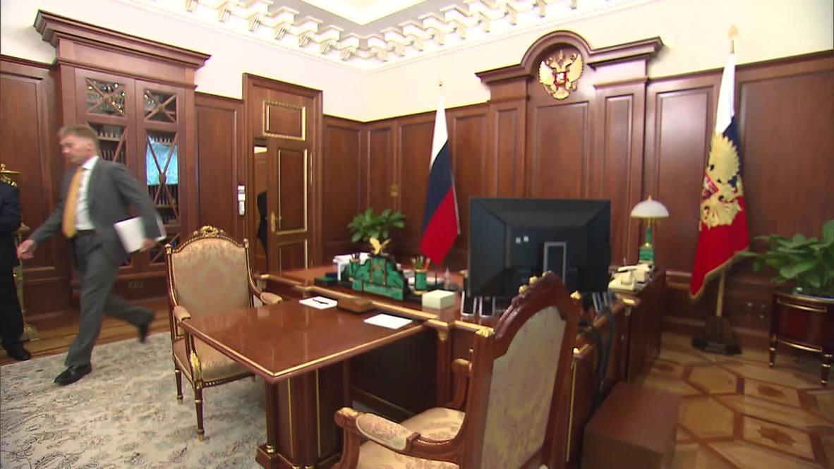 Russia: Putin meets governor of Yaroslavl region to discuss economic progress