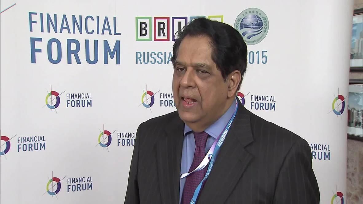Russia: New BRICS bank gives developing countries more autonomy, says NDB president Kamath