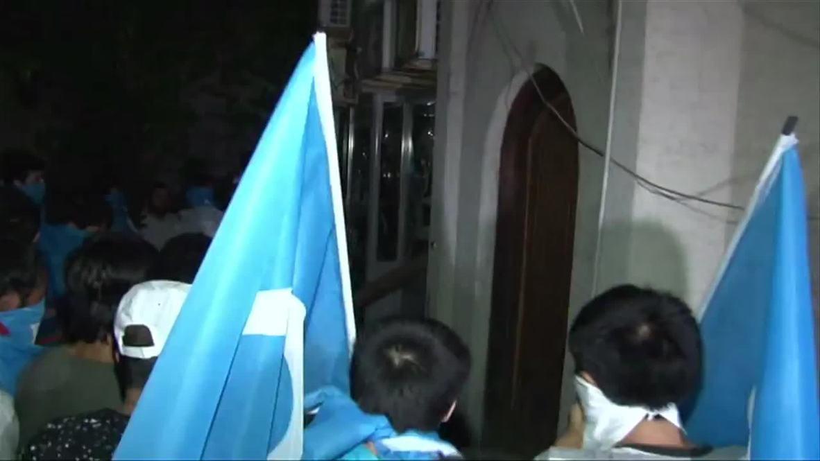Turkey: Protesters ransack Thai consulate in Istanbul over Uighur deportation