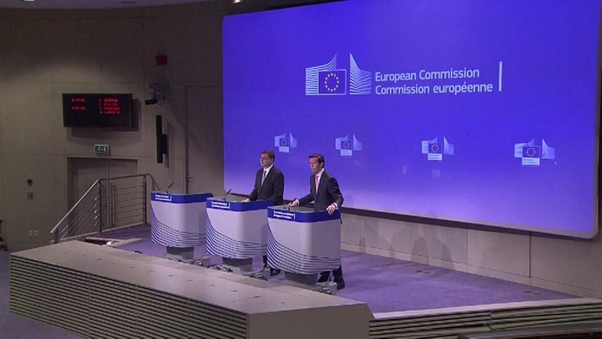 Belgium: European Union members agree to €7 billion Greek bridge loan