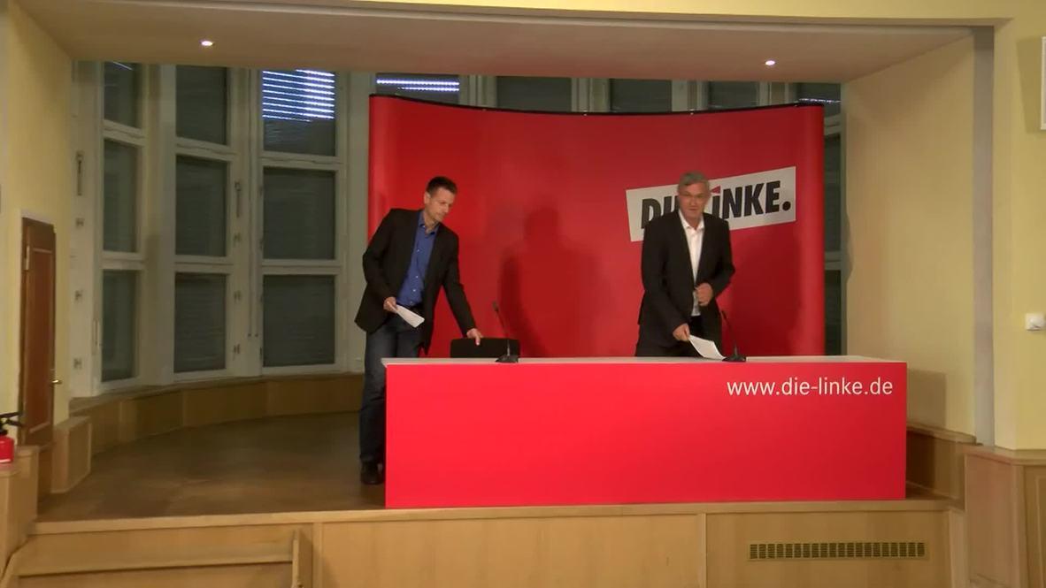 "Germany: ""Greek crisis requires structural change in Germany"" - Die Linke"