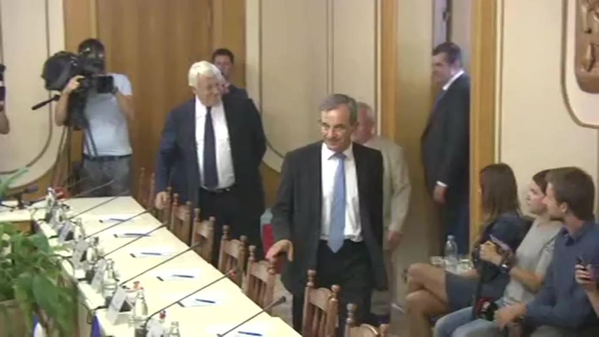 Russia: French MP Mariani happy in Crimea, despite reaction at home