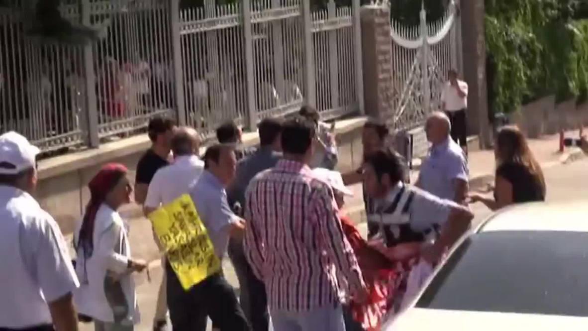 Turkey: Scuffles break out at Ankara trade union demo, arrests made