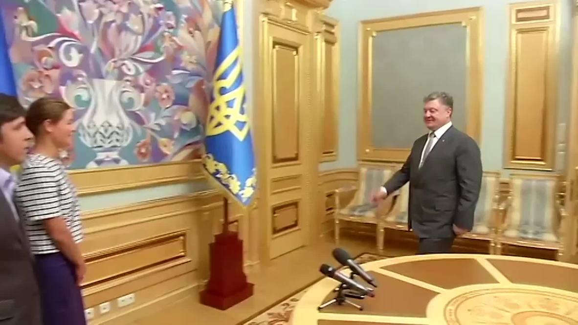 Ukraine: Poroshenko gives Russian politician Maria Gaidar national citizenship