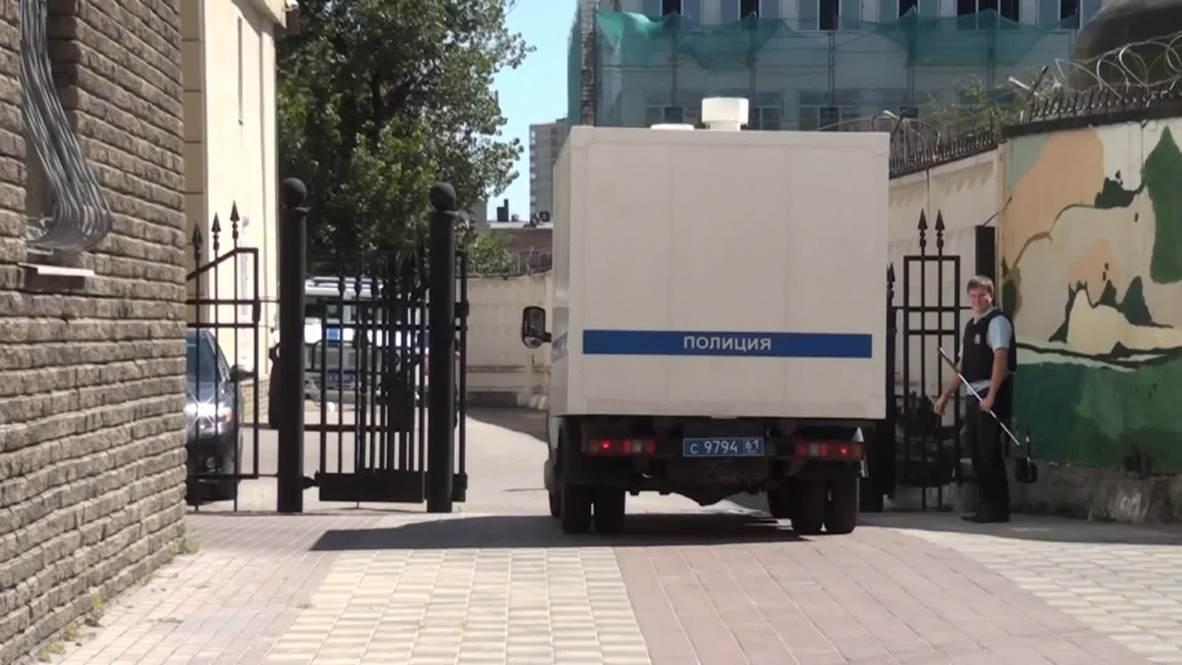 Russia: Ukrainian filmmaker sentenced to 20 years for terrorism