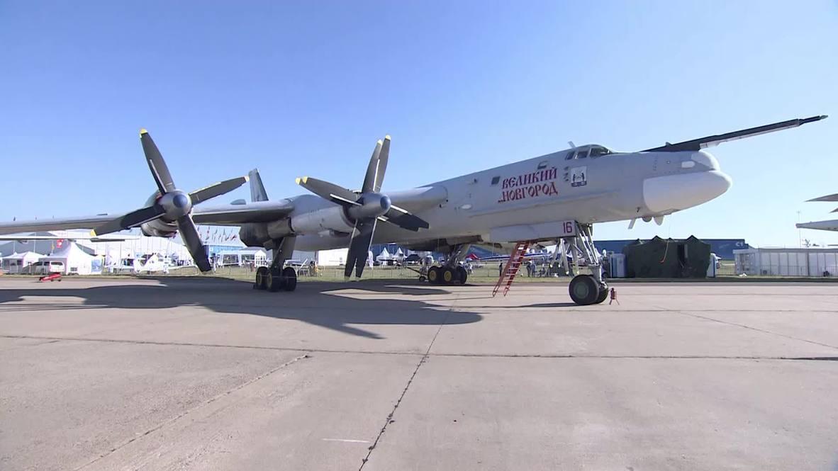 Russia: Tupolev showcase legendary strategic bombers at MAKS-2015