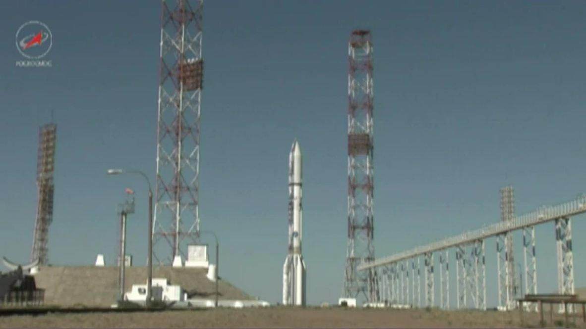 Kazakhstan: Proton-M successfully launches Inmarsat-5 F-3 satellite
