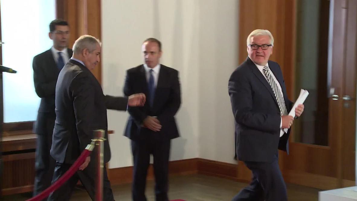 "Germany: ""We must not slacken our efforts"" in E. Ukraine - Steinmeier"