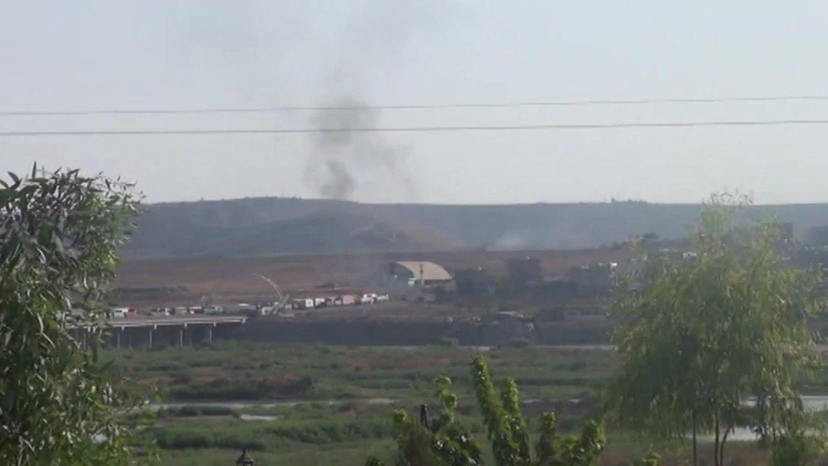 Turkey: Cizre BURNS as Ankara set to lift week-long curfew on besieged Kurdish town