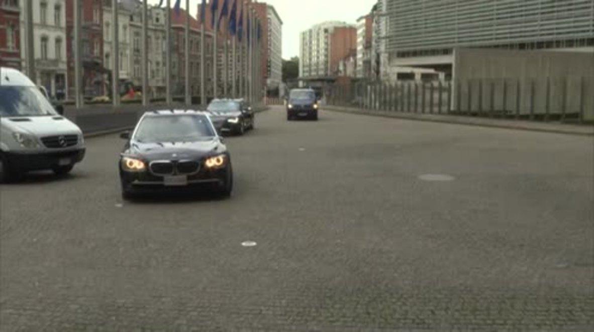 Belgium: Gas talks between EU, Ukraine and Russia resume